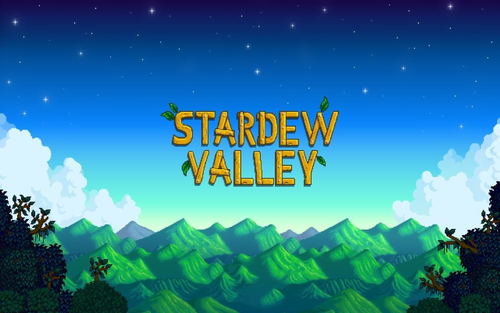 Stardew Valley Switch Wallpapers + Cool Tips!