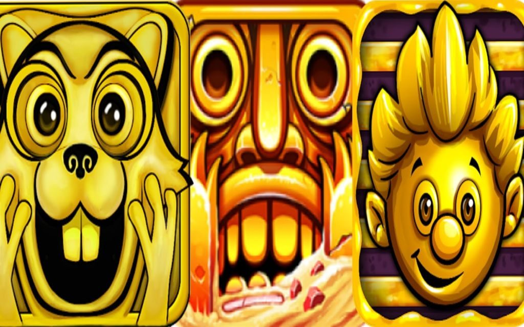 Temple Run Games Wallpapers + Temple Run Facts!