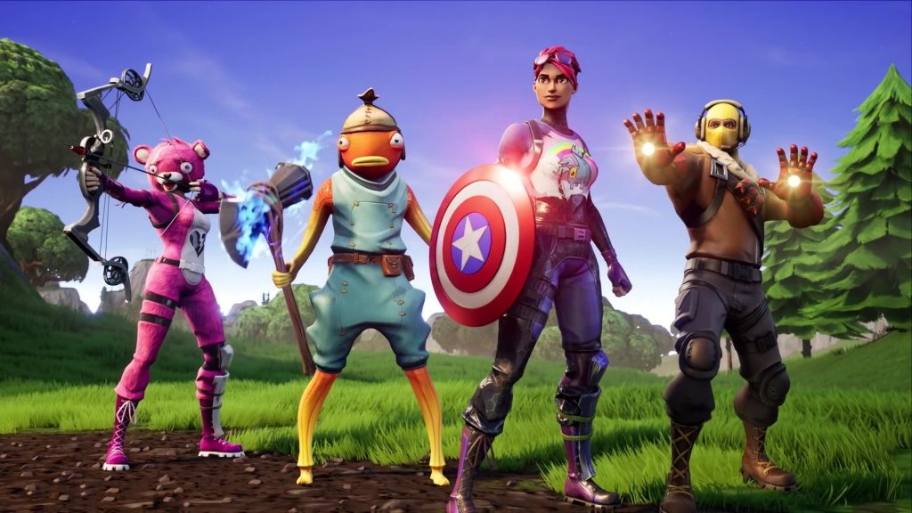 Avengers Endgame Makes Cameo In Fortnite + Cool HD Wallpapers!