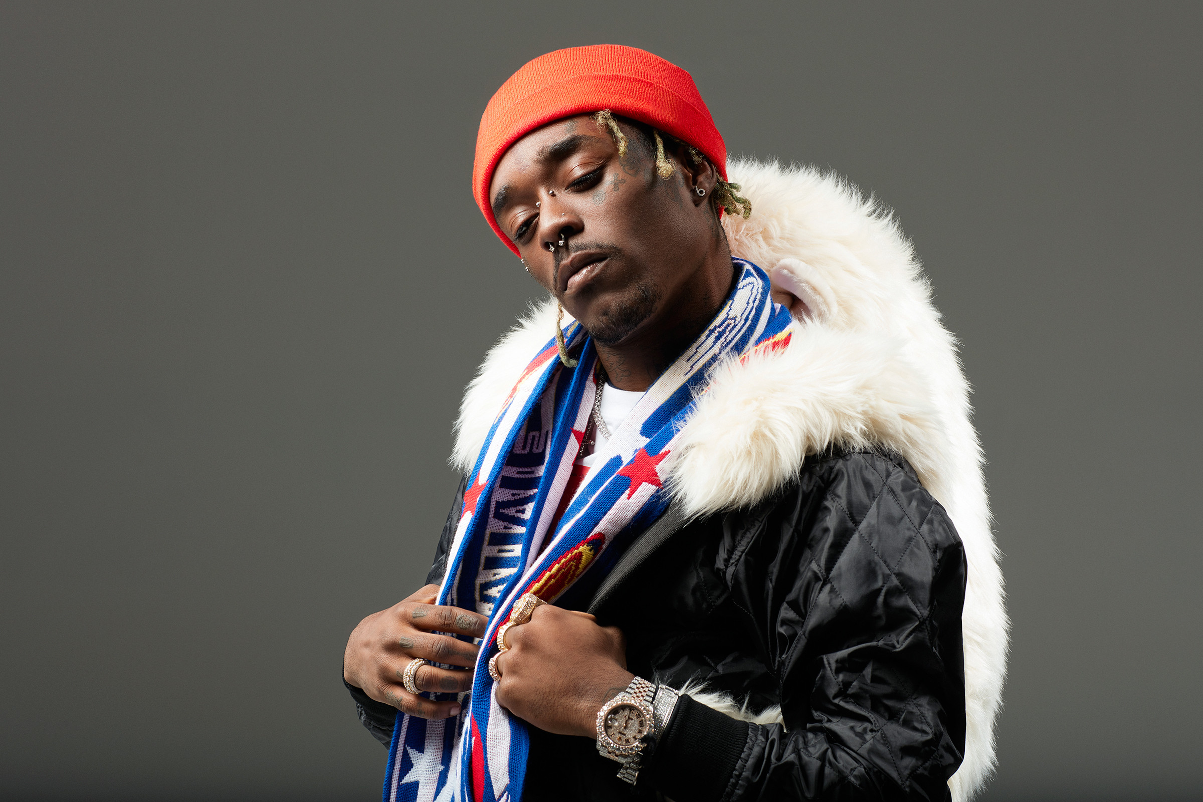 Lil Uzi Vert Hd Wallpapers Story Behind His Name Lovelytab