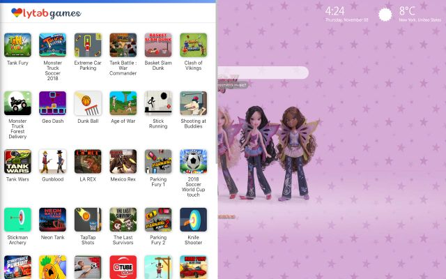 Amazing Bratz Dolls Wallpapers
