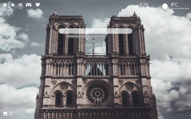 Amazing Notre Dame Wallpapers