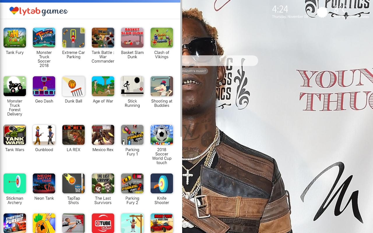 Young Thug Games