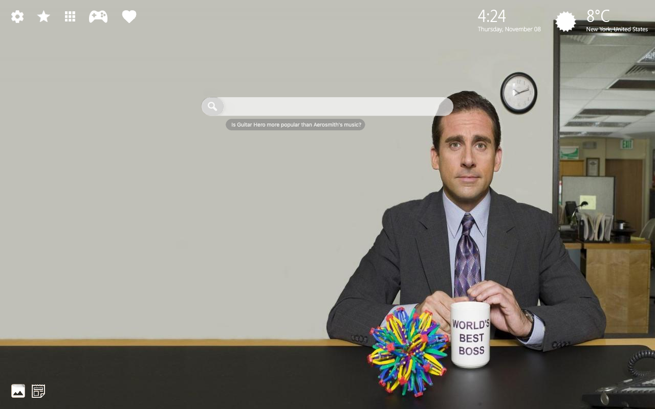 The Office Home Wallpaper
