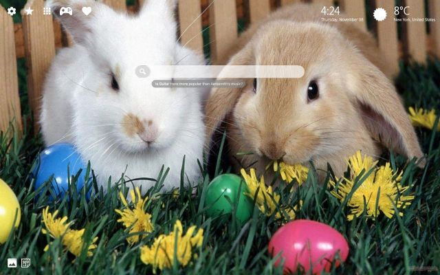Amazing Easter Bunny Wallpapers