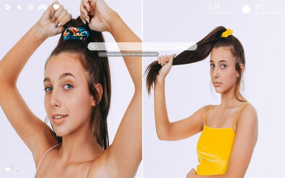 Emma Chamberlain Background & Emma Wallpaper Emma Chamberlain Wallpaper & Emma Chamberlain Merch Theme