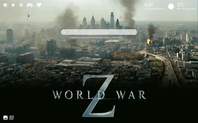 Best World War Z Wallpapers