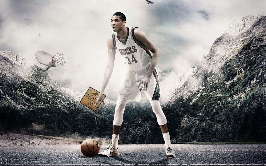 Amazing Giannis Antetokounmpo Wallpapers