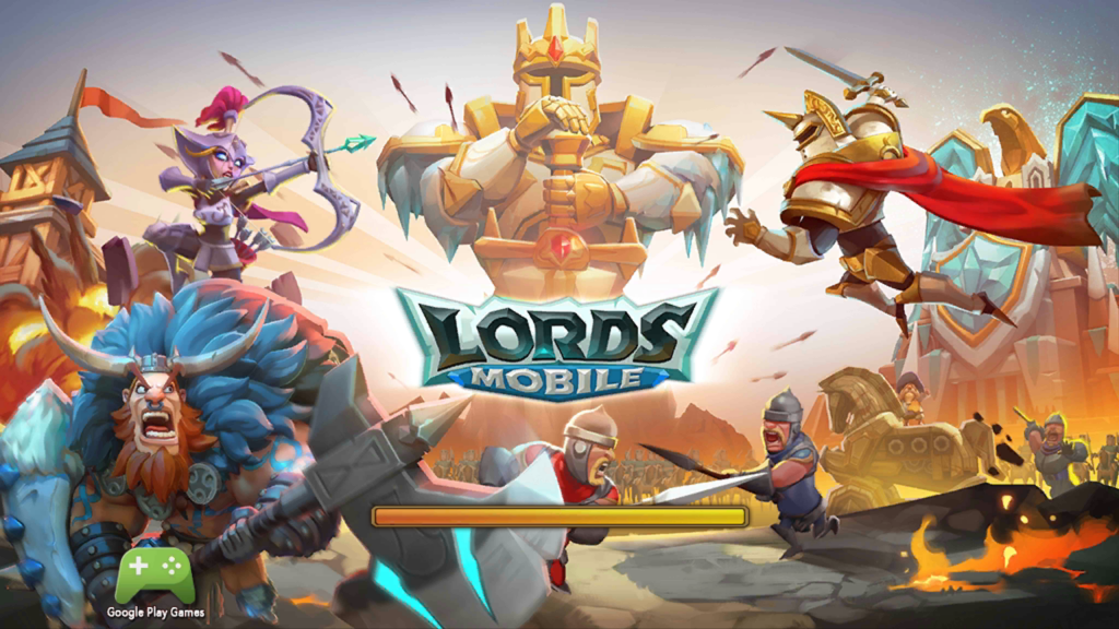 Lords Mobile Modes And Amazing 4K Background!