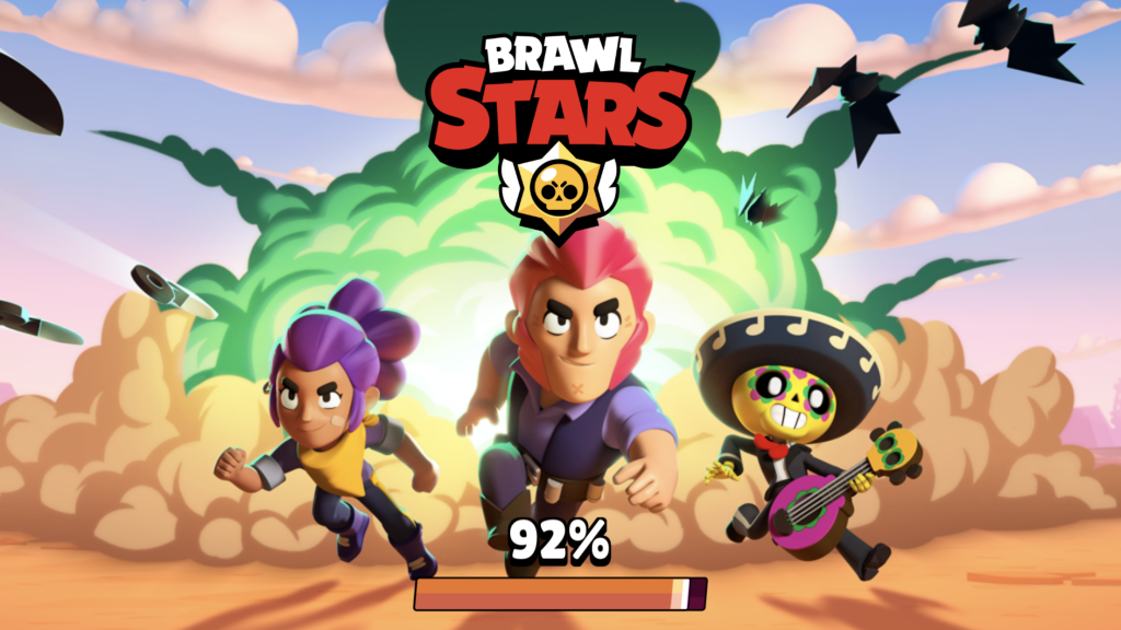 Brawl Stars Gameplay And Cool HD Wallpapers!