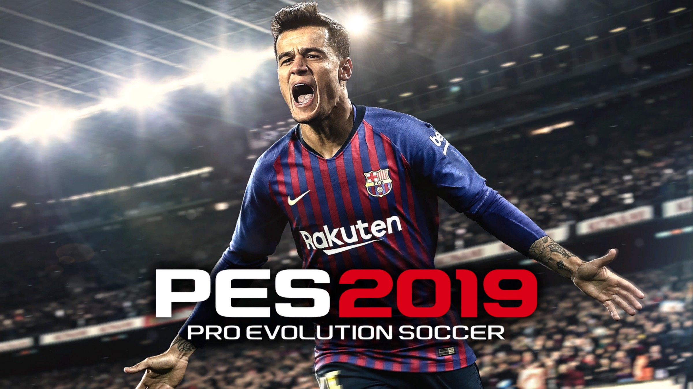 PES 2019 Wallpaper & PES 2019 Theme HD