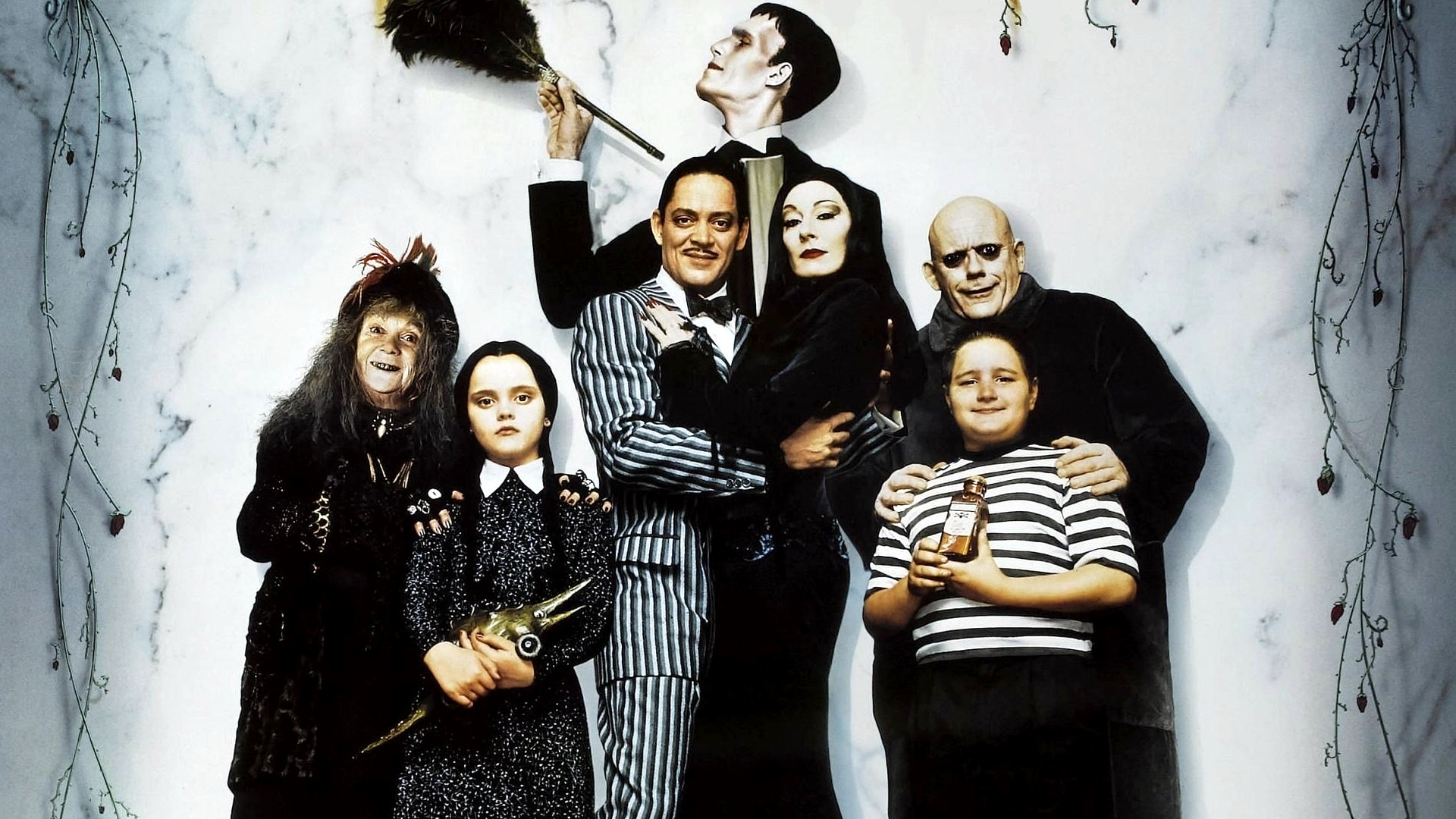 The Addams Family Wallpaper Addams Family HD The Addams Family, Wednesday Addams & Addams Family Cast