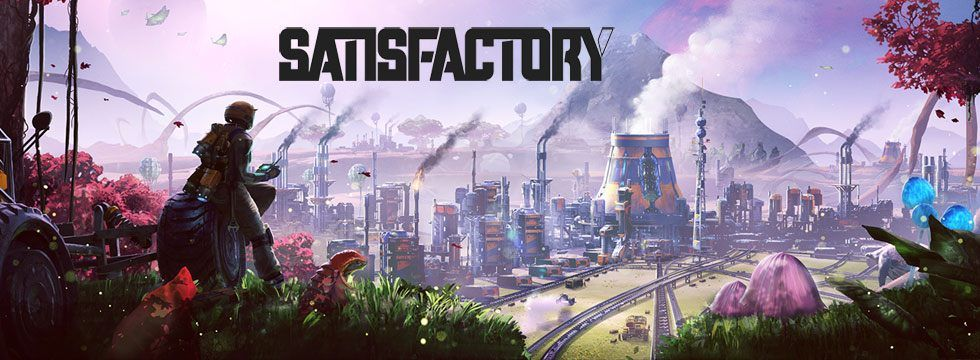 Satisfactory Game Featured Image