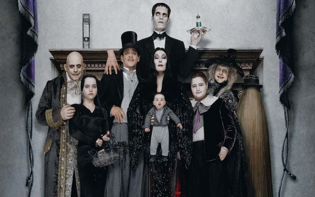 The Addams Family Wallpaper Addams Family HD