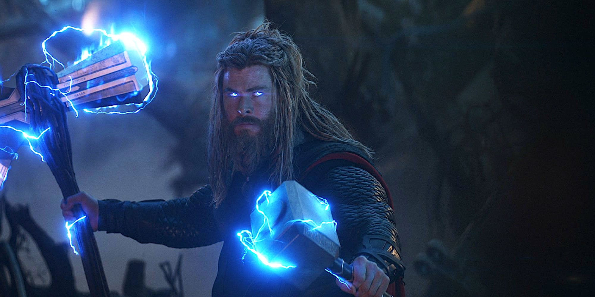 Avengers Endgame Thor Lebowski HD Wallpaper