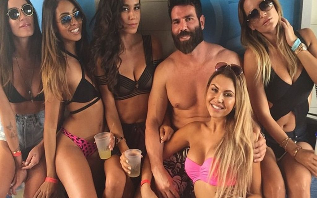 Dan Bilzerian Girls Wallpaper & Dan Instagram