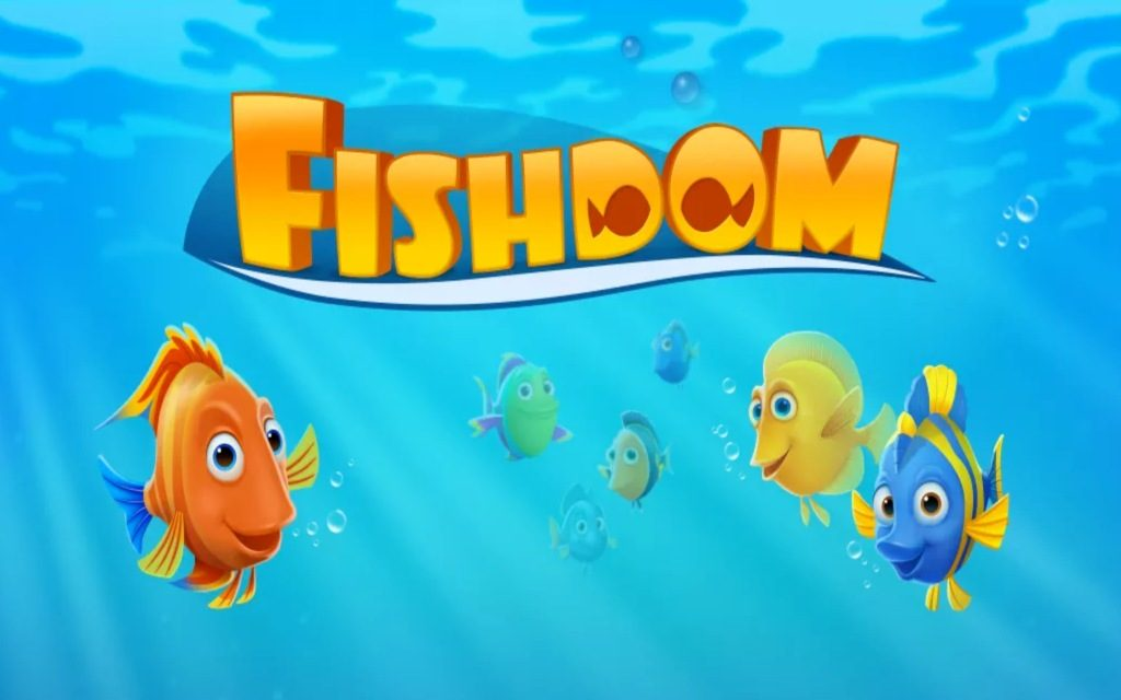Fishdom – 120 Levels Of Underwater Puzzling