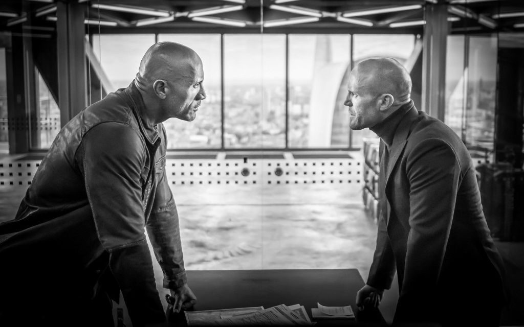 Hobbs And Shaw Movie Wallpaper