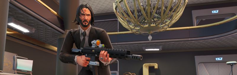 John Wick Fortnite Images