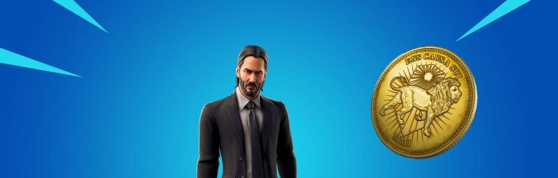 John Wick Fortnite Pictures