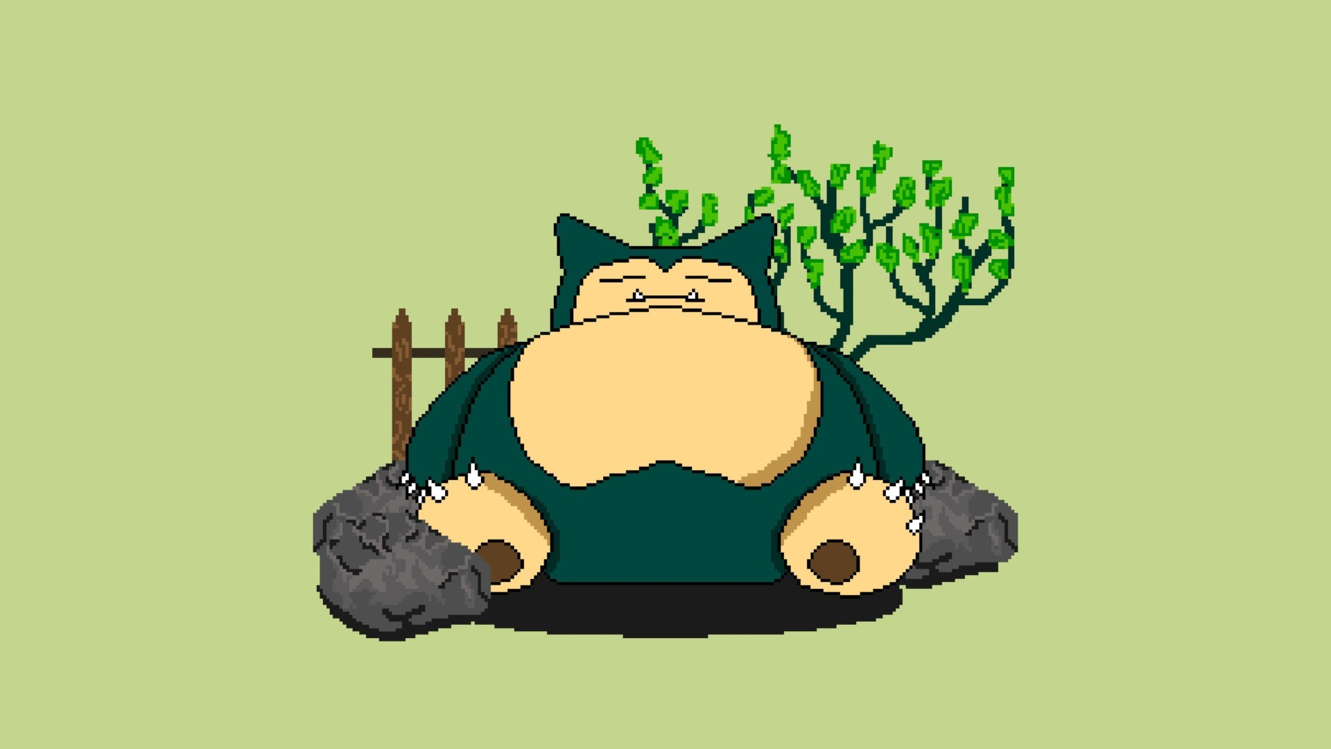 Snorlax Backgrounds