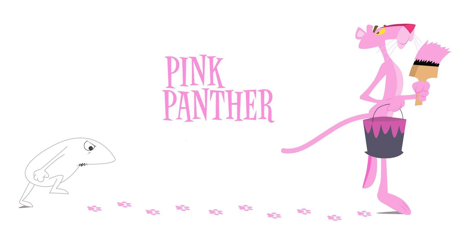 The Pink Panther Wallpaper Pink Panther Theme