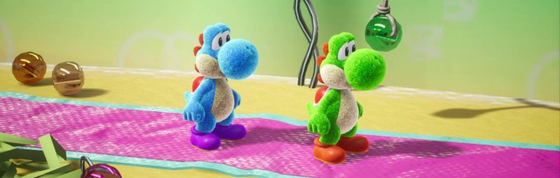 Yoshi's Crafted World Pictures