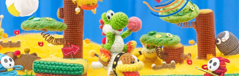 Yoshi's Crafted World Themes