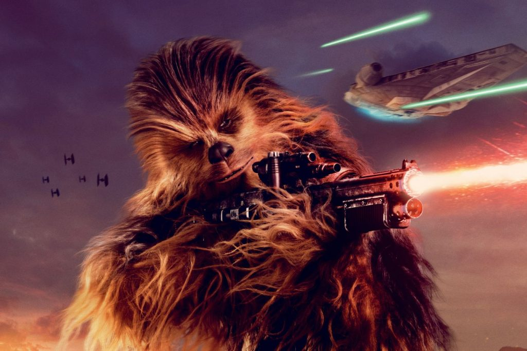 Chewbacca – Star Wars Character!
