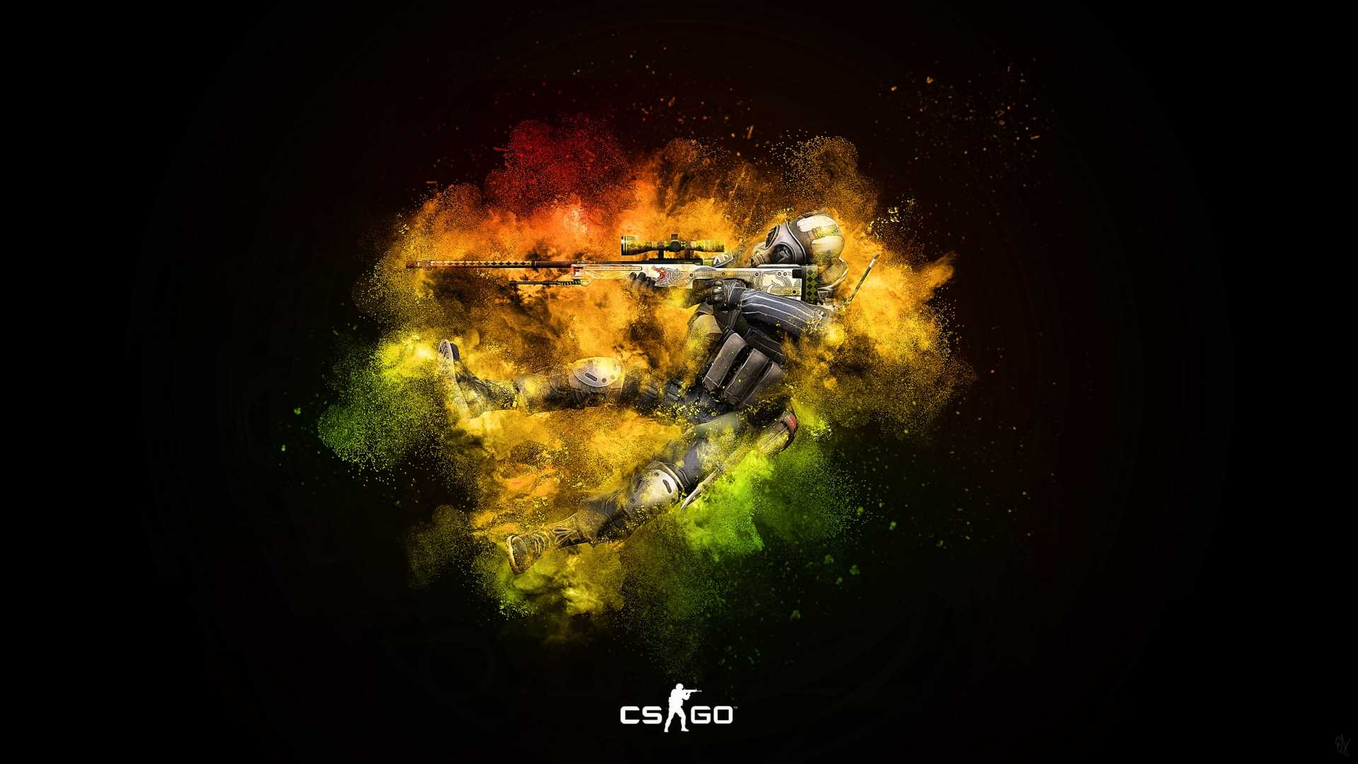 Counte Strike CS GO HD Wallpaper