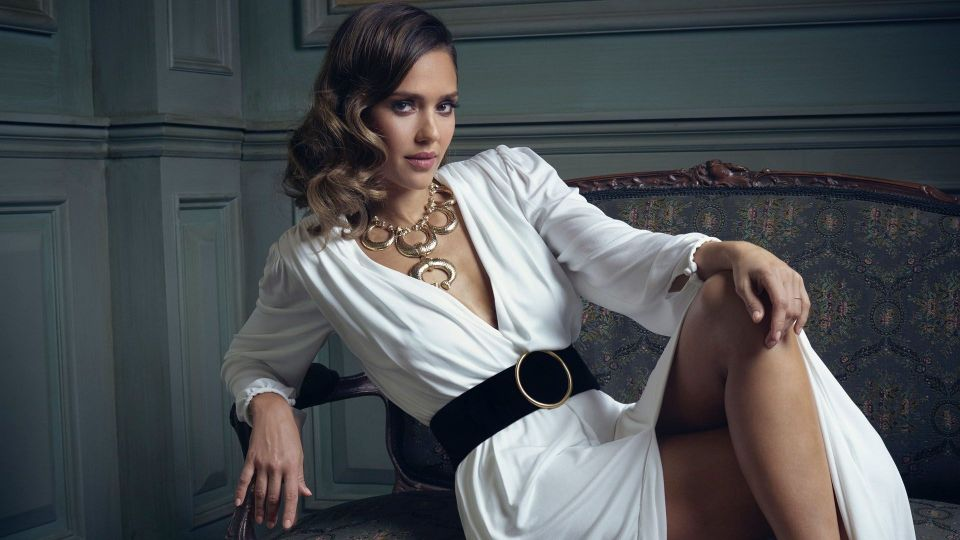 Amazing Jessica Alba Wallpapers