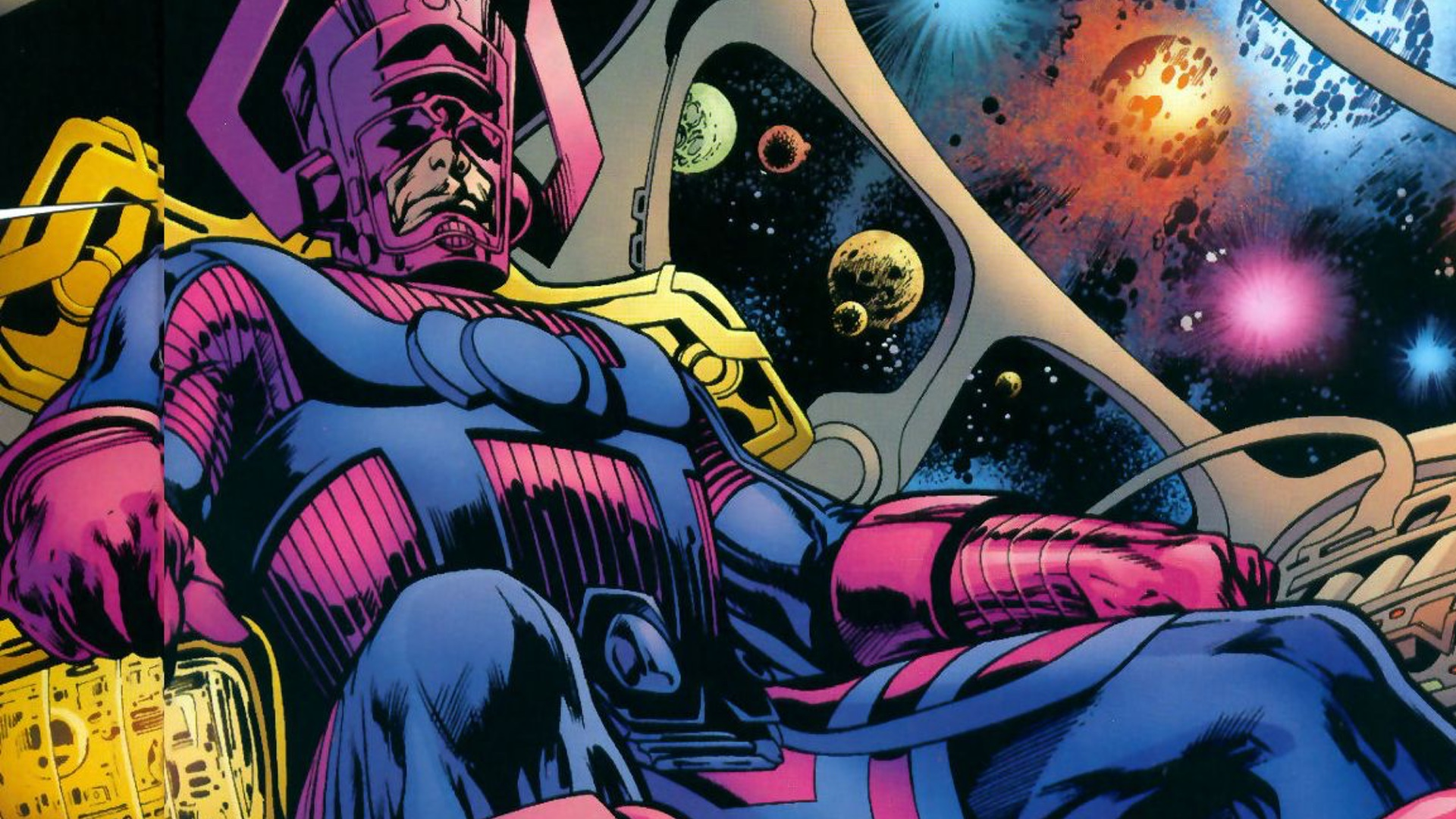 Galactus New MCU Villain HD Wallpaper