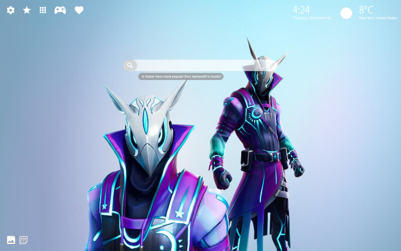 Luminos Fortnite Pics