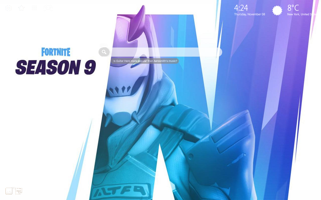 Fortnite Season 9 Pics