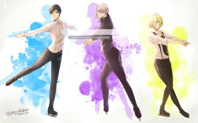 Amazing Yuri On Ice Wallpapers