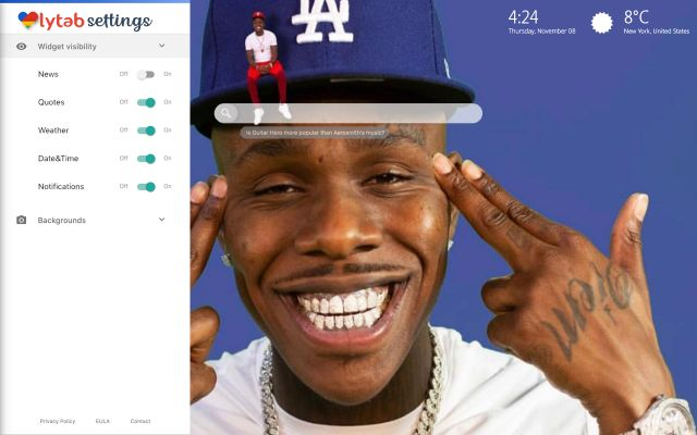 Amazing DaBaby Wallpapers