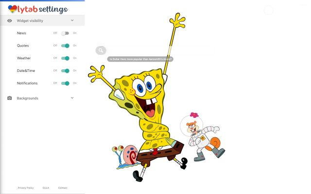 Amazing Gary Spongebob Wallpapers