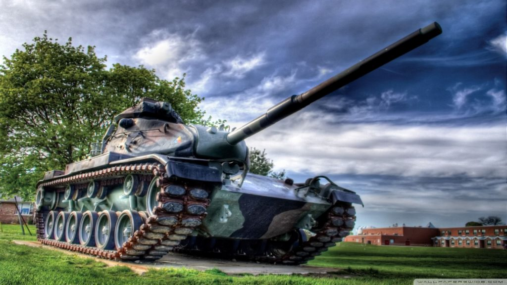 Amazing Military Tanks History + Cool Photos!