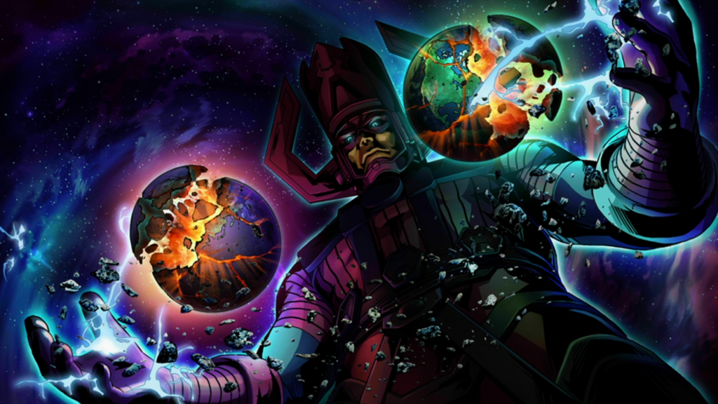 Galactus Is Going To Be Villain In A New Marvel Movie!