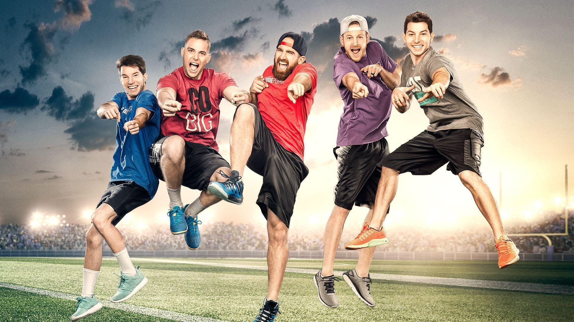 Dude Perfect HD Wallpaper