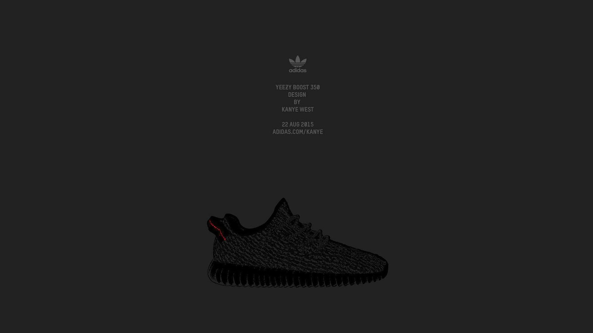 Adidas Yeezy Kanye West HD Wallpaper