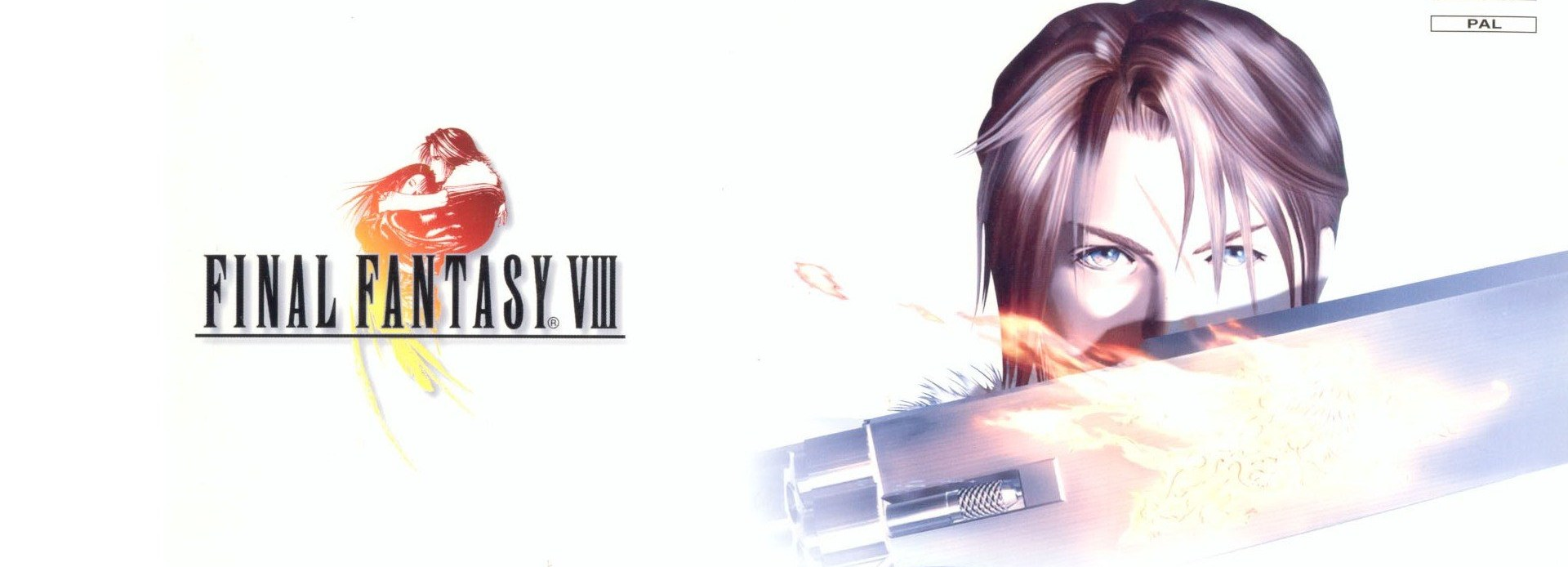 Final Fantasy VIII 4K Background