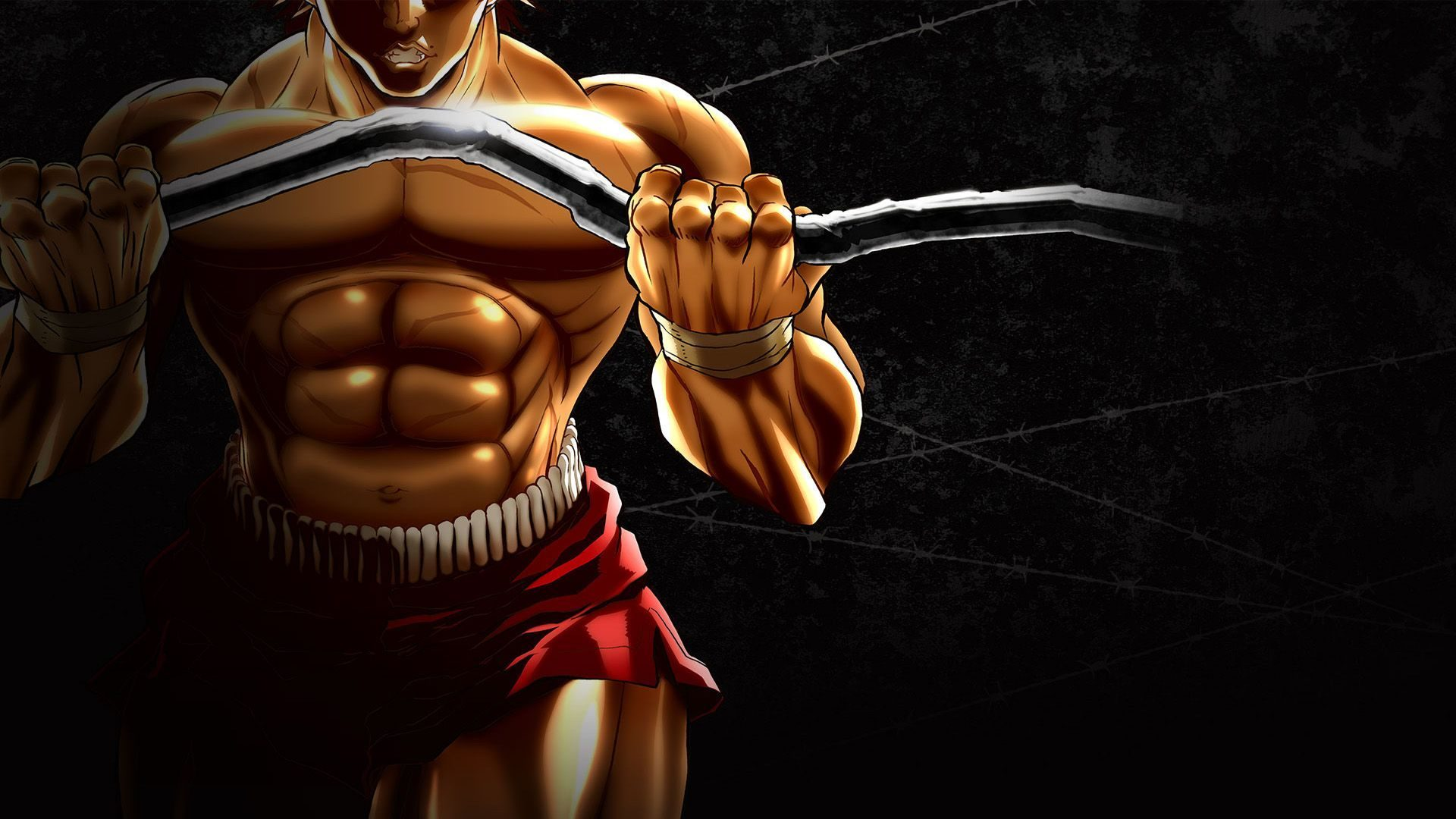 Baki Backgrounds