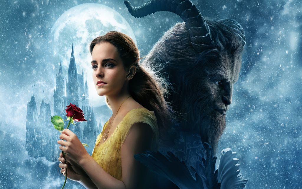 Beauty and the Beast Wallpaper HD