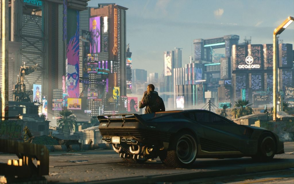 Cyberpunk 2077 Gameplay + Amazing HD Wallpapers!