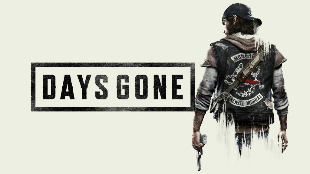 Days Gone PS4 Gameplay + Amazing HD Wallpaper!