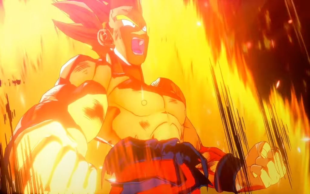 Dragon Ball Z Kakarot Project Z E3 Anounce