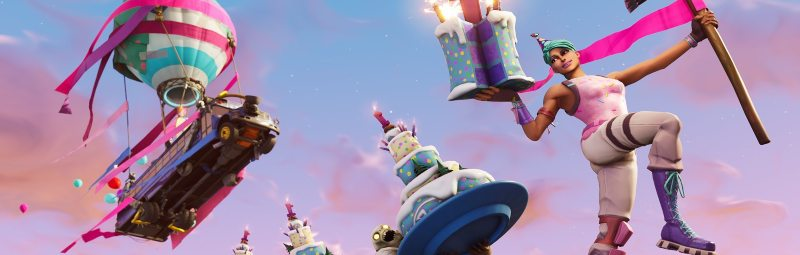 Fortnite Birthday Images