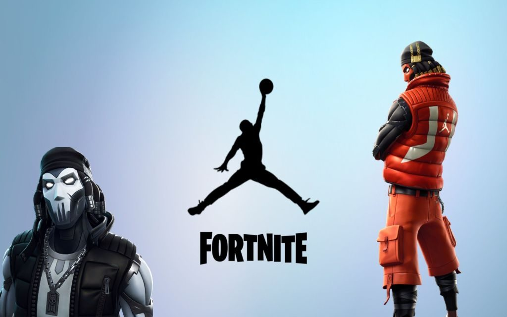 Get Your Jordan Equipment In Fortnite