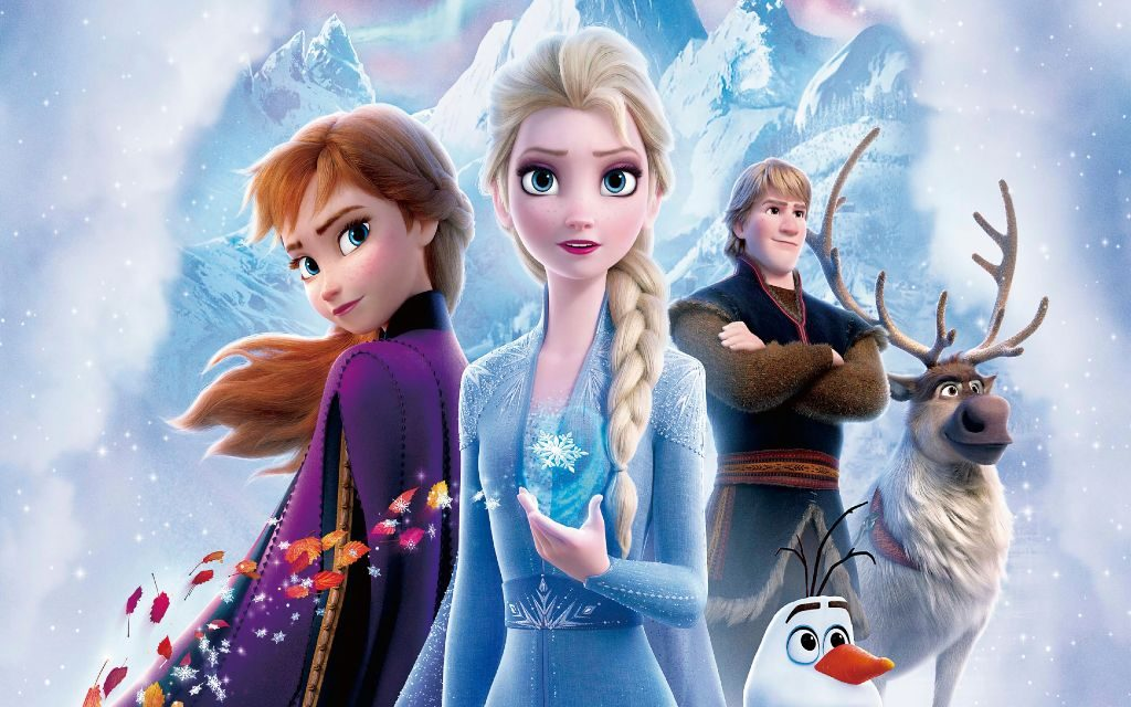Frozen 2 Wallpaper HD